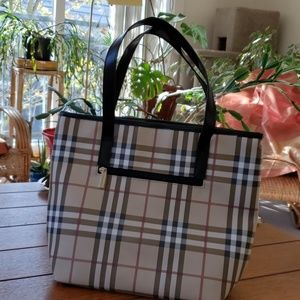 Burberry London Blue Label Shoulder Bag